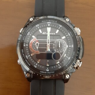 CASIO エディフィス 腕時計 ジャンク