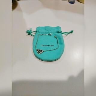 Tiffany & Co. - ティファニーパロマピカソオリーブリーフハートブレスレット