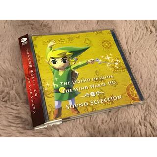 ニンテンドウ(任天堂)のクラブニンテンドー ゼルダの伝説 風のタクトHD サウンドセレクション(ゲーム音楽)