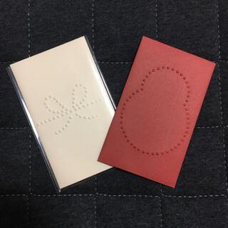 ムジルシリョウヒン(MUJI (無印良品))の無印良品 ポチ袋(その他)