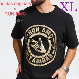 adidas - 新品 adidas アディダス RUN-DMC コラボ Tシャツ O・XL