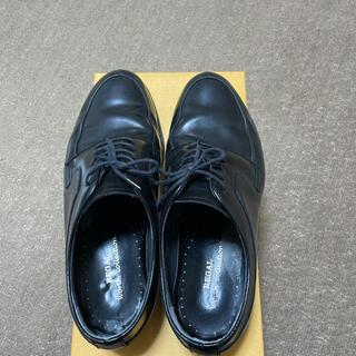 REGAL - リーガル メンズ 革靴 黒色 25.5