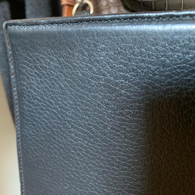 【美品】wagamama Tokyo レザーサコッシュ 【定価約30万円】 レディースのバッグ(ショルダーバッグ)の商品写真