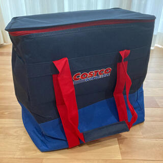 コストコ(コストコ)のコストコ 保冷バッグ49L 新品未使用(エコバッグ)