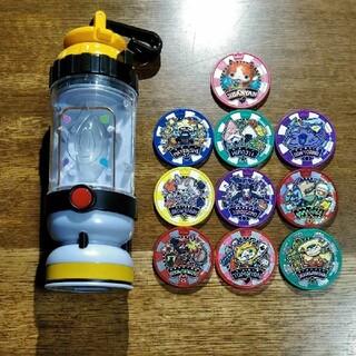 妖怪ウォッチ DX妖怪ポッド&妖怪メダル10枚セット(キャラクターグッズ)