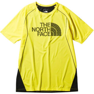 THE NORTH FACE - ノースフェイス ランニング トレラン ベターザン シャツ 黄×黒 新品タグ付き
