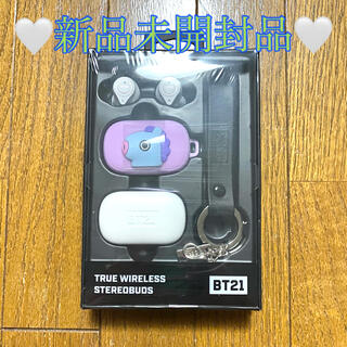 防弾少年団(BTS) - 【特価❤️新品】BT21 公式 Bluetooth ワイヤレスイヤホン MANG