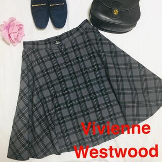 Vivienne Westwood - Vivienne Westwood ヴィヴィアンウエストウッド チェックスカート
