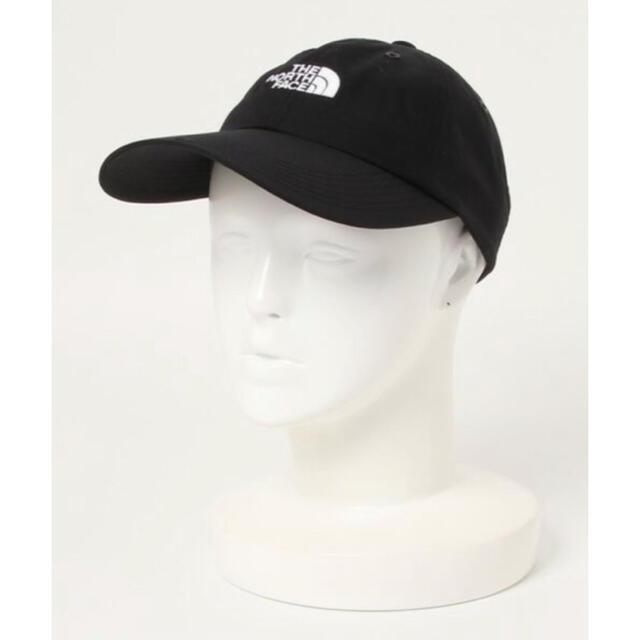 THE NORTH FACE(ザノースフェイス)の新品 THE NORTH FACE ロングビルキャップ ブラック 黒 アウトドア レディースの帽子(キャップ)の商品写真