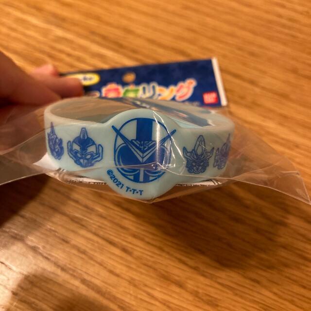 BANDAI(バンダイ)の光る勇気リング ゼンカイジャー プリキュア エンタメ/ホビーのおもちゃ/ぬいぐるみ(キャラクターグッズ)の商品写真