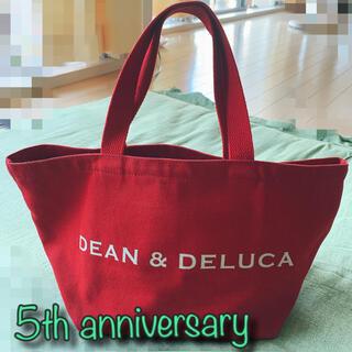 DEAN & DELUCA - 新品☆DEAN&DELUCA☆5th anniversary限定トートバッグ