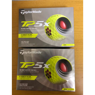 TaylorMade - TP 5X イエロー 2ダース!