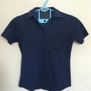 品川女子 夏ポロシャツ