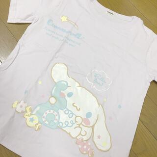 サンリオ(サンリオ)のサンリオ  シナモロール 半袖Tシャツ(Tシャツ(半袖/袖なし))