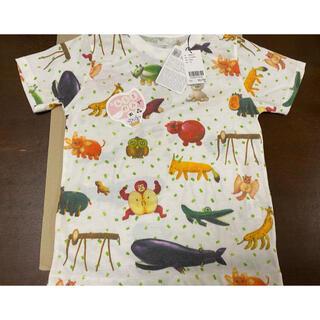Design Tshirts Store graniph - グラニフ  ツペラツペラ シャツ 120 新品