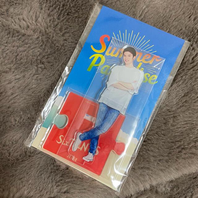 Johnny's(ジャニーズ)のSixTONES ジェシー アクスタ サマパラ エンタメ/ホビーのタレントグッズ(アイドルグッズ)の商品写真