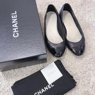 CHANEL - シャネル CHANEL フラットシューズ 36 靴
