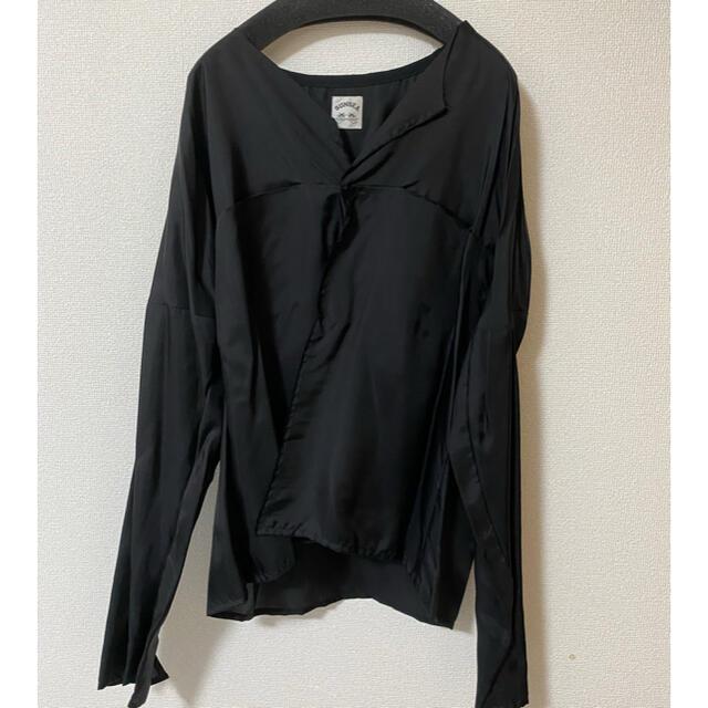 SUNSEA(サンシー)のサンシー SUNSEA レザーブルゾン メンズのジャケット/アウター(レザージャケット)の商品写真