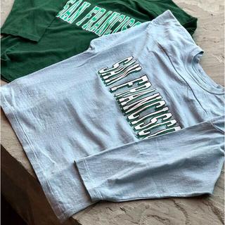 ビューティアンドユースユナイテッドアローズ(BEAUTY&YOUTH UNITED ARROWS)の6 ROKU別注 ジャクソンマティス フットボールT(Tシャツ(半袖/袖なし))