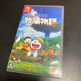 BANDAI NAMCO Entertainment - ドラえもん のび太の牧場物語 Switch