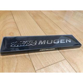 ホンダ(ホンダ)の無限 メタル ロゴ エンブレム Lサイズ セット販売(車外アクセサリ)