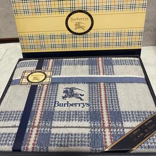 BURBERRY - 【新品】☆バーバリーBurberry☆タオルケット