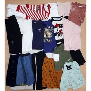 ユニクロ(UNIQLO)の22日までお値下げ中!まとめ売り 女の子 140~150 トレーナー スカート (その他)