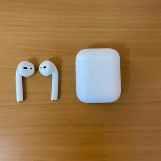 Apple - 【美品】Apple AirPods 第一世代 イヤホン