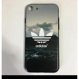 adidas アディダス ケース iPhone7.8 SE 用