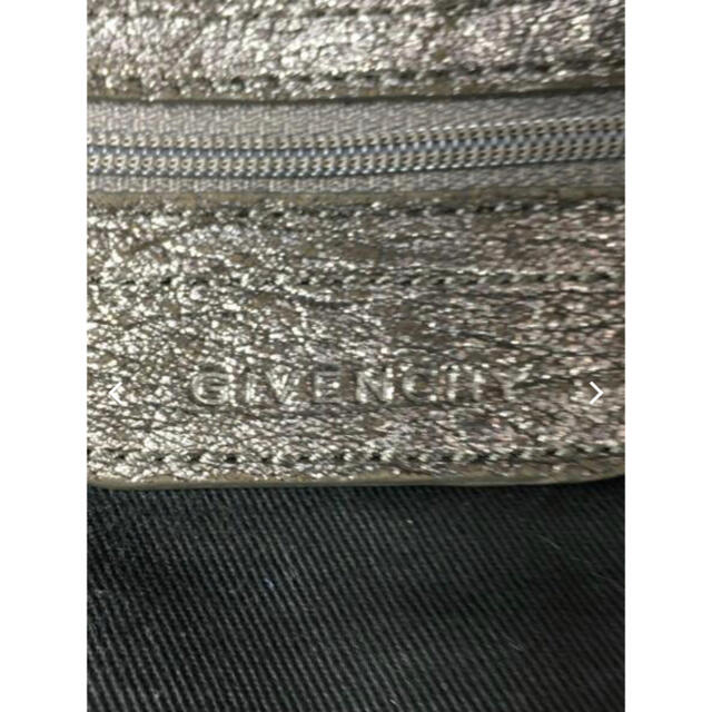 GIVENCHY(ジバンシィ)の【GIVENCHY】ナイチンゲール/ショルダーバッグ/ジバンシー/シルバー レディースのバッグ(ショルダーバッグ)の商品写真