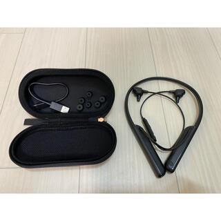 SONY - SONY WI-1000XM2 美品 付属品付 定価3万円 ノイキャンワイヤレス