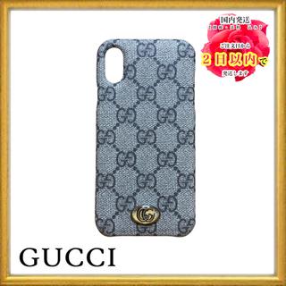 グッチ(Gucci)のGUCCI GG柄iPhone X/XS オフィディア グッチ(iPhoneケース)