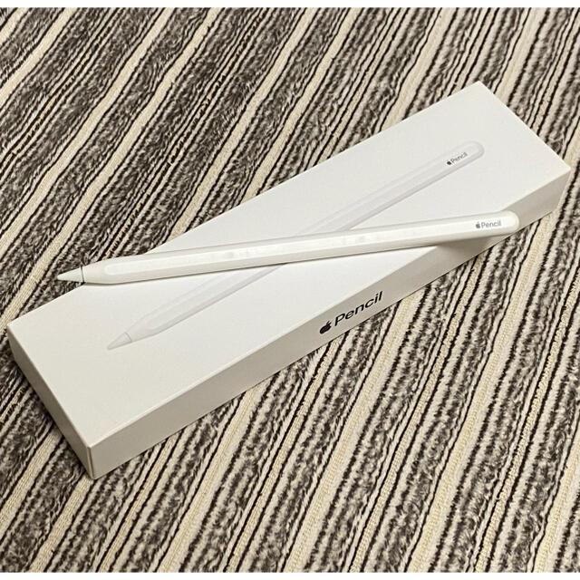 Apple(アップル)の[ジャンク品][値下げ可]Apple Pencil 第2世代 スマホ/家電/カメラのPC/タブレット(その他)の商品写真