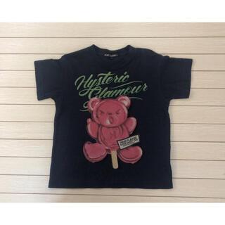 HYSTERIC MINI - JOEY HYSTERIC ネイビー Tシャツ xs