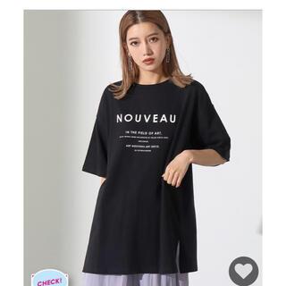 アナップ(ANAP)のトップス(Tシャツ(半袖/袖なし))