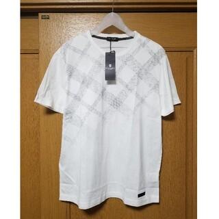 ブラックレーベルクレストブリッジ(BLACK LABEL CRESTBRIDGE)の【新品】ブラックレーベルクレストブリッジ Tシャツ 3L バーバリー ティシャツ(Tシャツ/カットソー(半袖/袖なし))