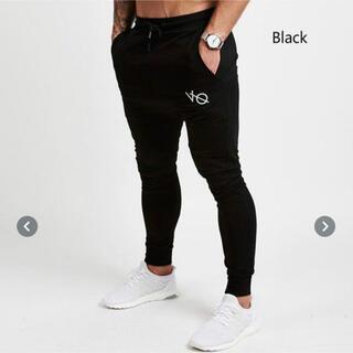 上下セット可!vanquish fitness ジョガーパンツ L ブラック