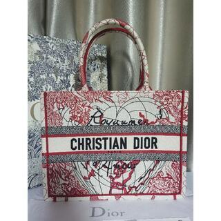 クリスチャンディオール(Christian Dior)のDIOR BOOK TOTE スモールバッグ(トートバッグ)