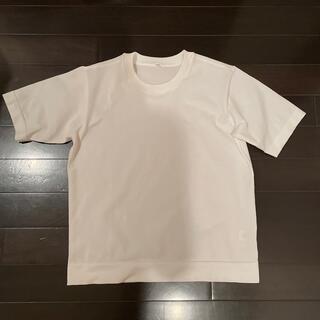 ムジルシリョウヒン(MUJI (無印良品))のMUJI ニットTシャツ(Tシャツ(半袖/袖なし))