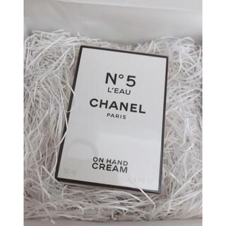 CHANEL - CHANEL ハンドクリーム