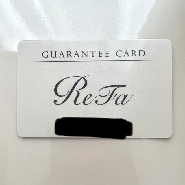 ReFa(リファ)の新品 リファフォーカラット ReFa 4 CARAT 美容ローラー スマホ/家電/カメラの美容/健康(ボディケア/エステ)の商品写真