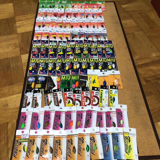 JACKALL(ジャッカル)のエリアトラウト オリカラスプーン スポーツ/アウトドアのフィッシング(ルアー用品)の商品写真