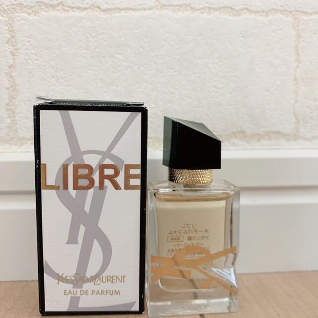 Yves Saint Laurent Beaute(イヴサンローランボーテ)のYSL イヴサンローラン リブレオーデパルファム7.5ml ミニサイズ 新品香水 コスメ/美容の香水(香水(女性用))の商品写真