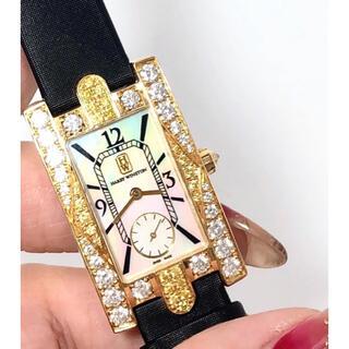 ハリーウィンストン(HARRY WINSTON)の美品 ハリーウィンストン Avenue Classic Aurora(腕時計)