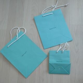 Tiffany & Co. - ティファニー 紙袋