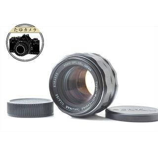 ペンタックス(PENTAX)のPentax super multi coated takumar 50 1.4(レンズ(単焦点))