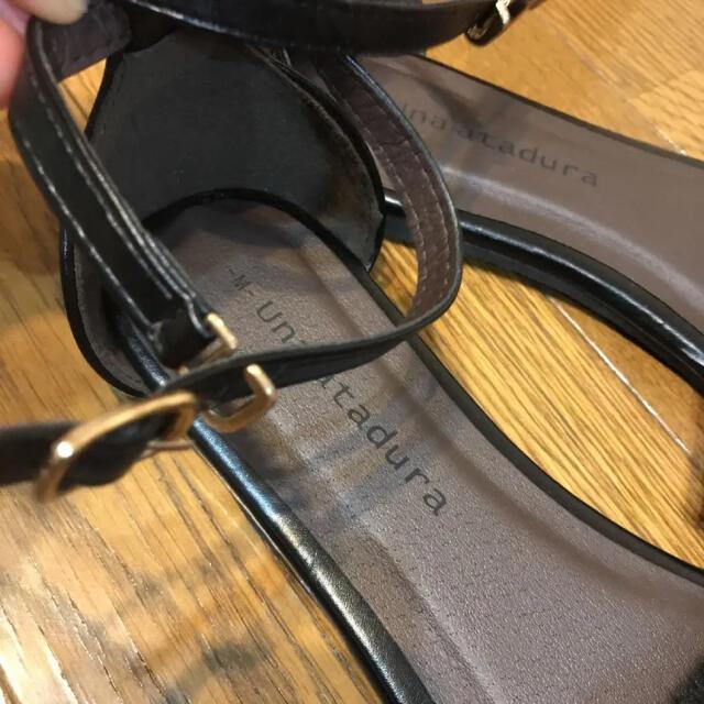 ファーサンダル レディースの靴/シューズ(サンダル)の商品写真