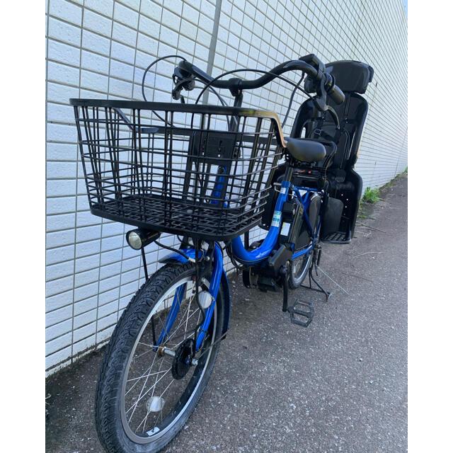 ヤマハ(ヤマハ)のYAMAHA PAS babby 前後タイヤ新品 新基準 電動アシスト自転車 スポーツ/アウトドアの自転車(自転車本体)の商品写真
