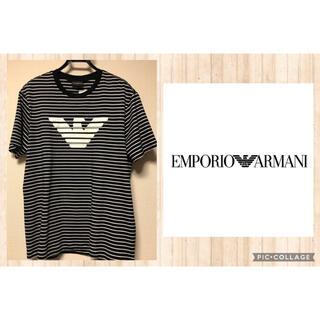 Emporio Armani - ⭐️新品タグ付き⭐️【XL】EMPORIO ARMANI   Tシャツ