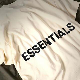 FEAR OF GOD - essentials fear of god Tシャツ nike supreme